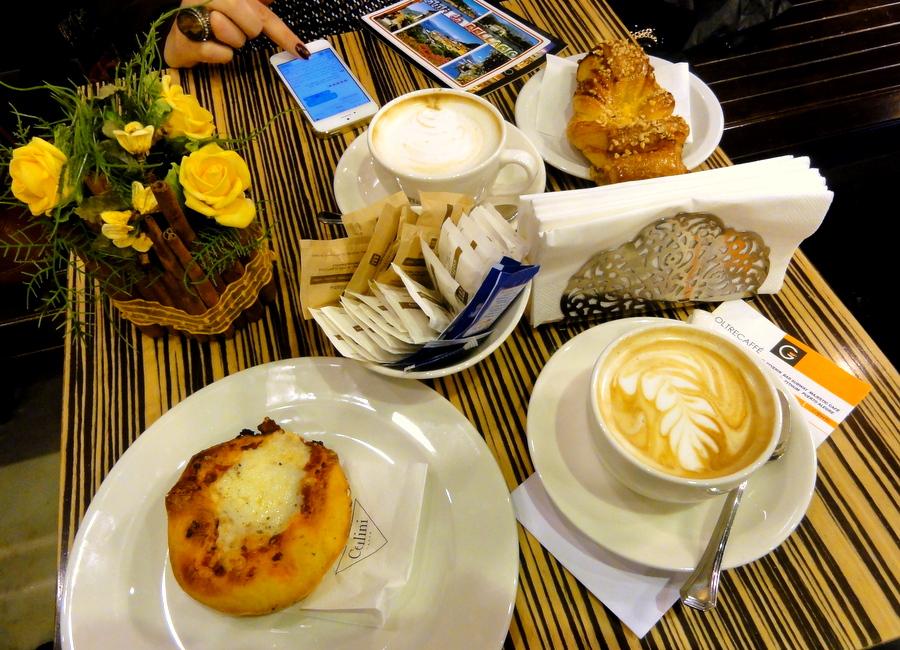 Caffe Milano Breakfast