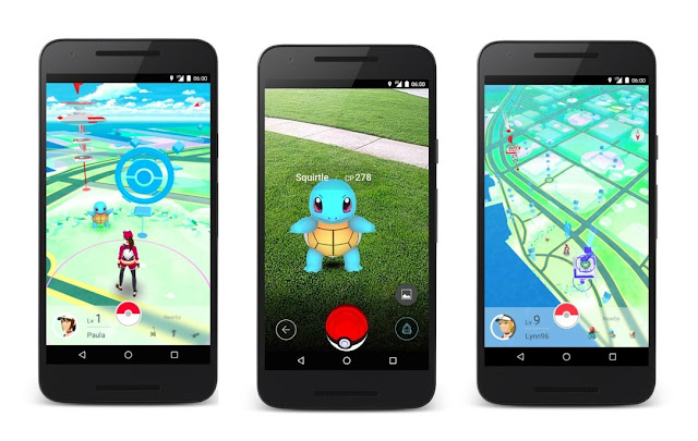 Pokémon Go to be Released this July