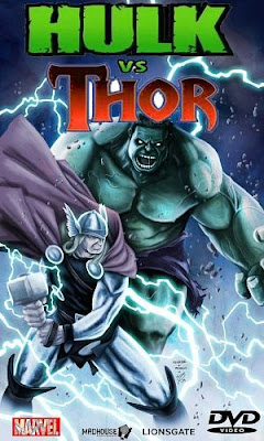 Hulk Vs Thor audio latino