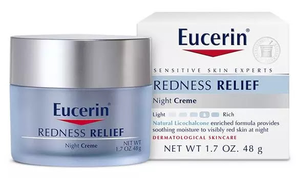 Eucerin Redness Relief Night Crème