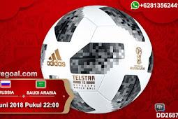 Prediksi Bola Piala Dunia Russia vs Arab Saudi 14 Juni 2018
