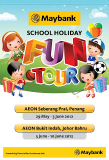 maybank2 - EVENT - [ENDED] Maybank School Holiday Fun Tour