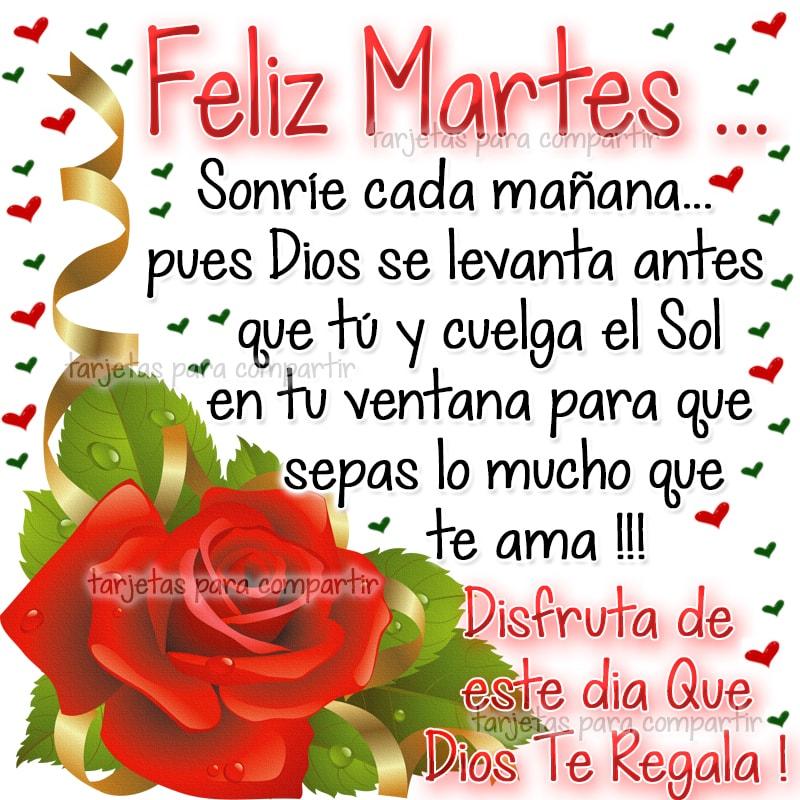 Feliz Dia De Gracias >> ღ Mi cielito mi mundo eres tu ღ: Bendecido Martes