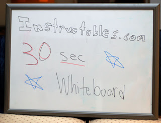 Make a 30 Second Whiteboard