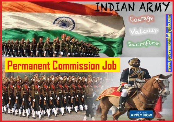 Indian Army Recruitment 2019 Technical Permanent Commission Officer TGC-130