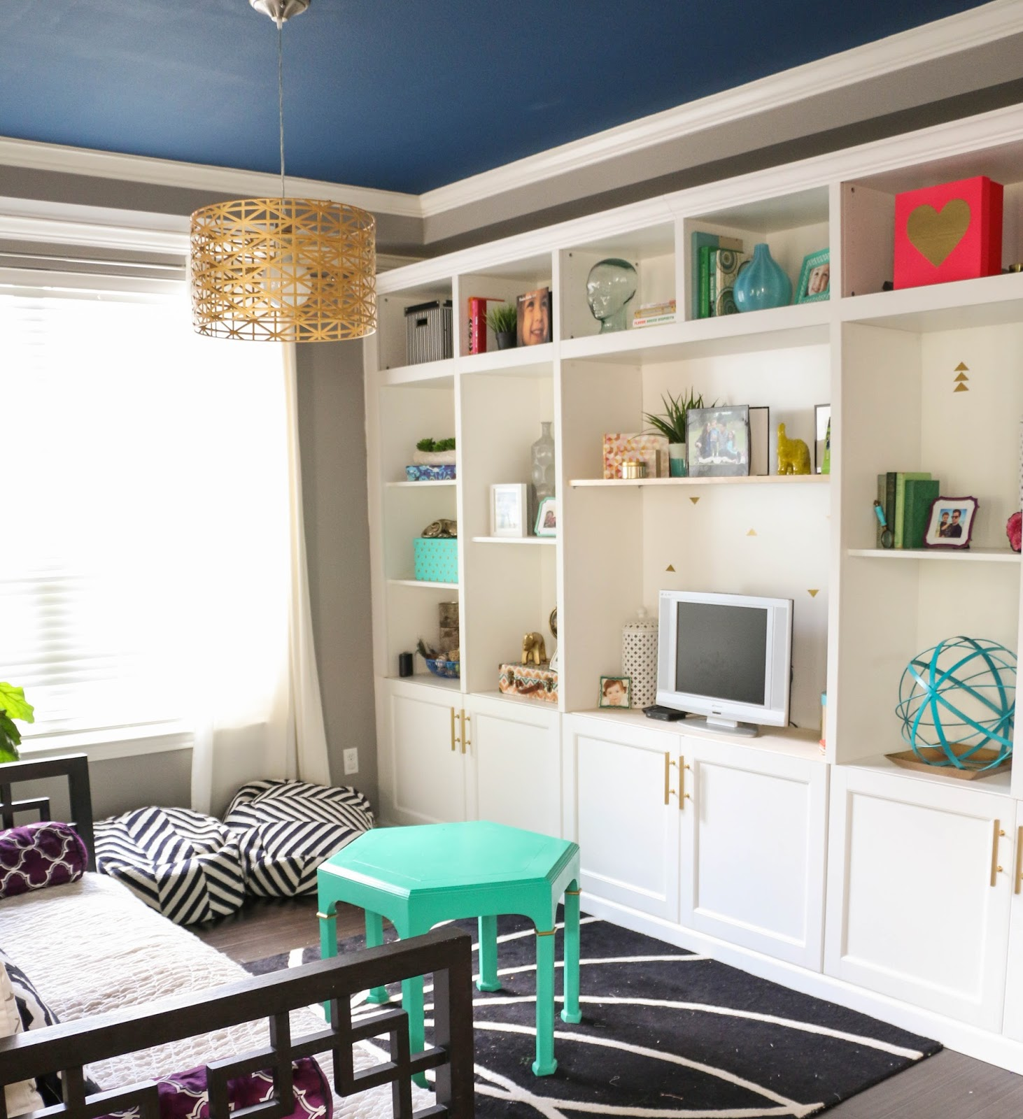 A Kailo Chic Life: Home Tour Tuesday - The Formal Living Room