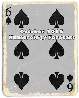 October 2016 Numerology Forecast