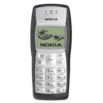 Nokia 1100 Mobile