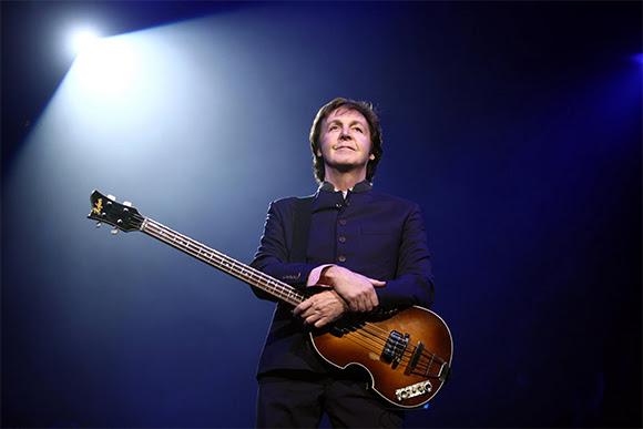 Paul McCartney est le chanteur-leader le plus riche au monde