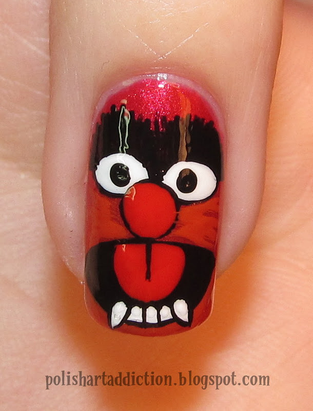 "Muppets ""Animal"" OPI Facebook Entry"