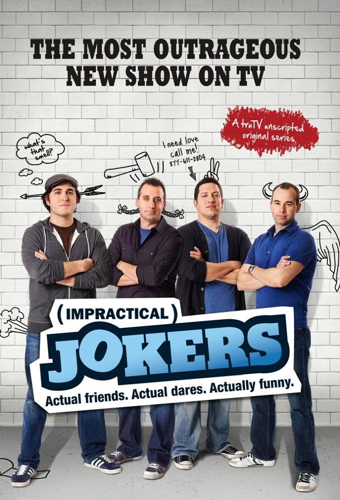 Impractical Jokers 2017: Season 6 - Full (1/NA)