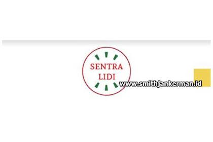 Lowongan Kerja Medan : Sentra Lidi Desember 2017