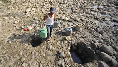 Krisis air global pada ketahanan pangan - berbagaireviews.com