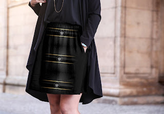 skirt, fashion