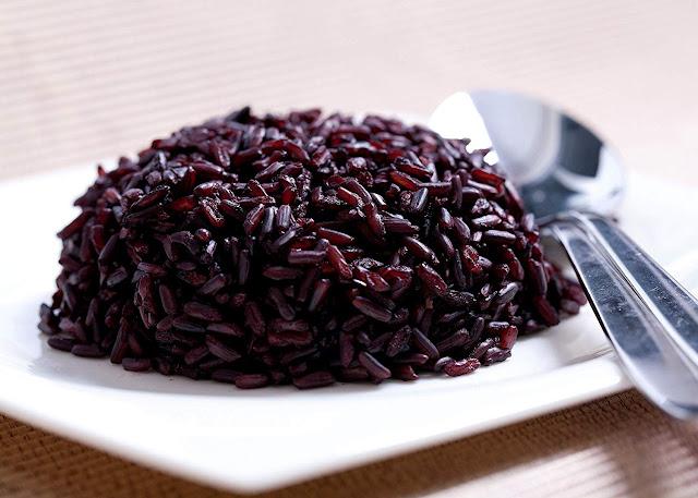 Gạo tím hữu cơ Jasberry