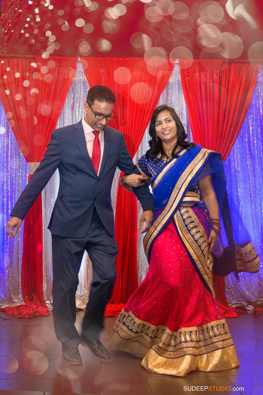 Indian Wedding Anniversary Party Photography Farmington - SudeepStudio.com ann Arbor Wedding Photographer