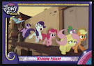 My Little Pony Narrow Escape MLP the Movie Trading Card