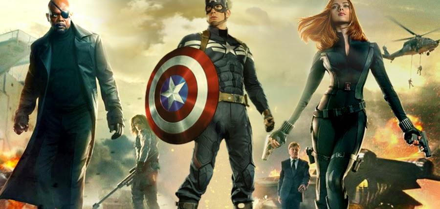 Trailer Nou CAPTAIN AMERICA THE WINTER SOLDIER: Steve Rogers Se Confruntă Cu Un Inamic Puternic