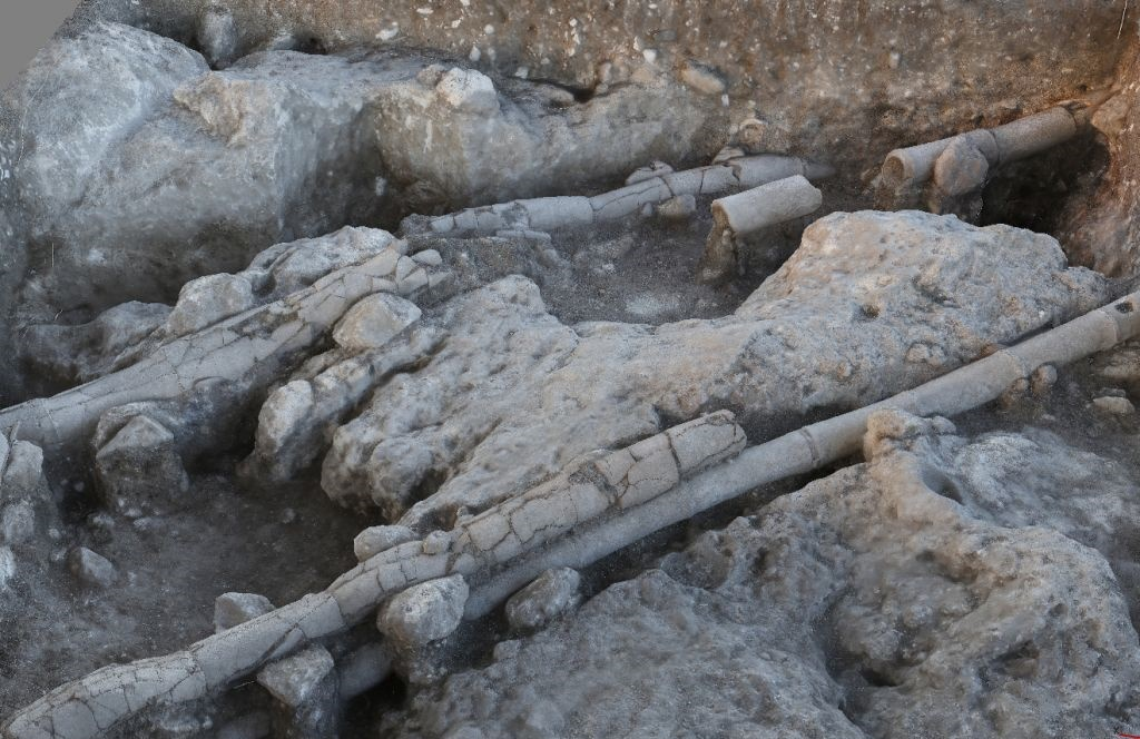 Roman Legion Camp Uncovered At Megiddo The Archaeology