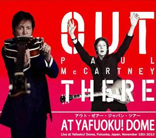 Paul McCartney - Yafuoku Dome, Fukuoka, 15 November 2013