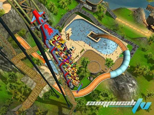 Roller Coaster Tycoon 3 Platinum PC Full Español