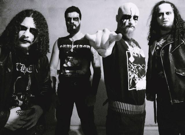 4º ROT'N ROLL - Adrammelech - Black Metal - Joinville/SC