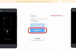 Cara Flash Xiaomi Mi6X