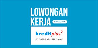 Lowongan Kerja PT Finansia Multi Finance Terbaru