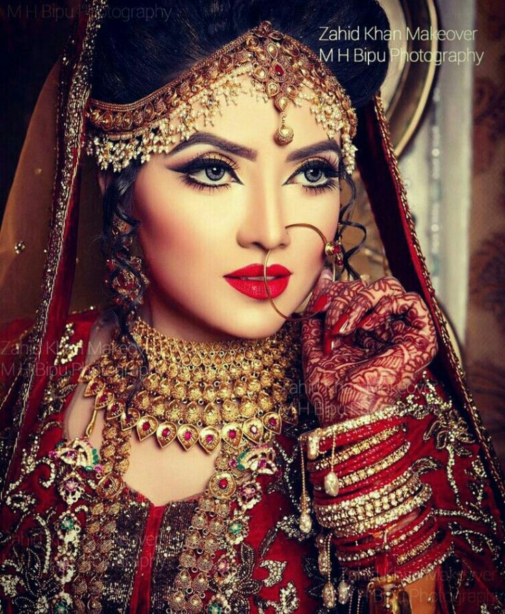 Most Beautiful Indian Brides Poetry Lovers