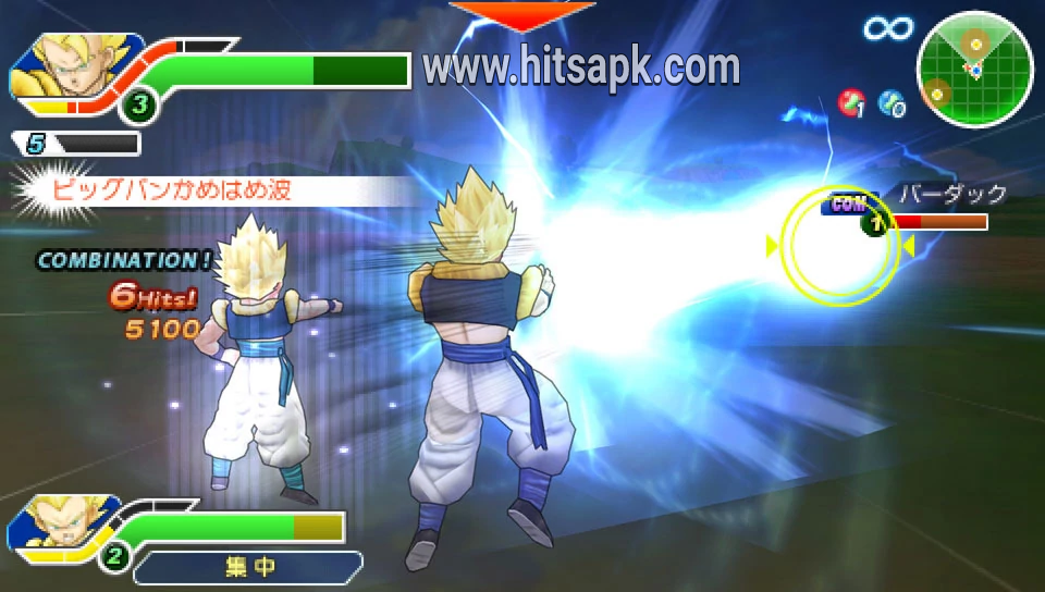 Dragon Ball Z Tenkaichi Tag Team terbaru
