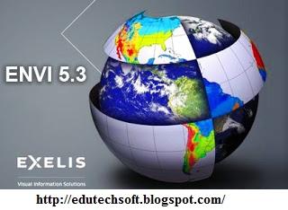 ENVI 5.3 Full crack Download