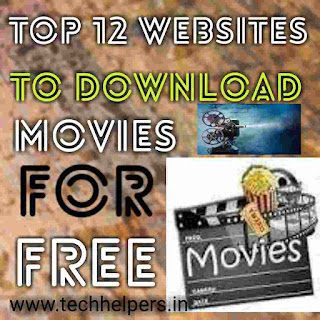 Top 12 free movies download websites