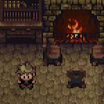 Jogo estilo RPG Maker, de terror com perseguições rápidas e muito desvantajosas. O fantasma desse jogo é um trapaceiro.  Esse jogo foi fei...