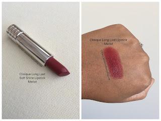 Clinique Long Last Lipstick Merlot