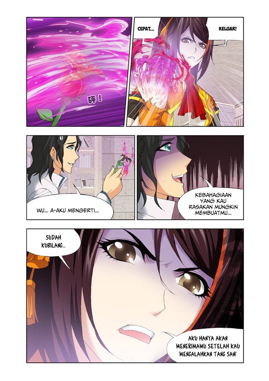 Soul Land Chapter 113