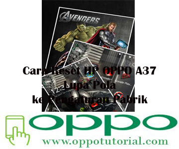 Download Tema Avengers Endgame untuk HP OPPO