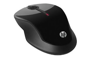 HP Wireless Mouse Black