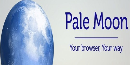 Pale Moon Browser 2018 Free