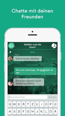 Die App Vobe.