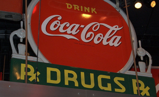 cocaine found coca cola factory france