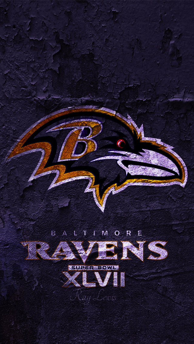 NFL Super Bowl 2013 - Free Download Baltimore Ravens HD Wallpapers for iPhone 5 | Free HD ...