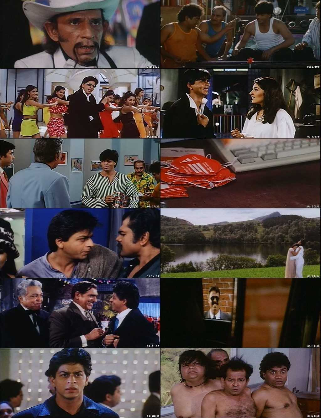Baadshah 1999 Screenshot