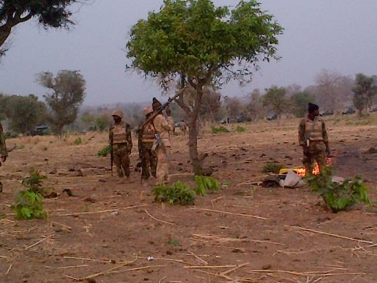 nigerian army cattle rustlers