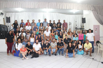 Oficina de Turismo em Iguape