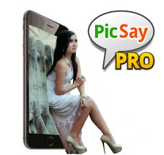 Free Download Install PicSay Pro Full Version APK Android