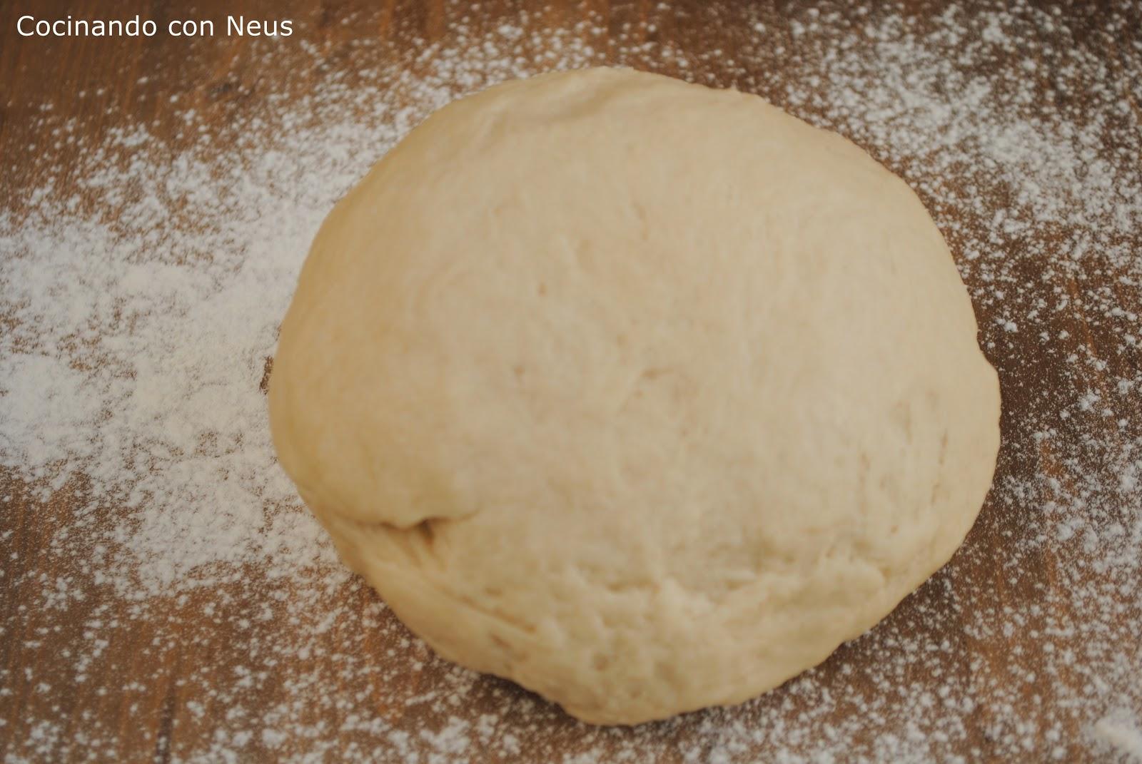 Neus cocinando con thermomix masa para pizza de jamie oliver for Cocinando 15 minutos con jamie