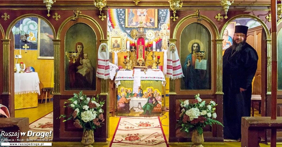 Wielokulturowe pogranicze Bugu - Cerkiew w Kostomłotach
