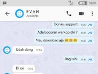 BBM MOD Official v3.3.9.119 APK Terbaru 2017
