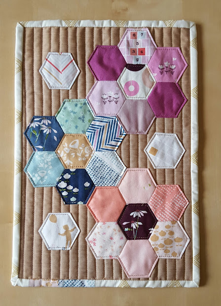 Fabric Mutt Quilt Market Sewing Spring 2016