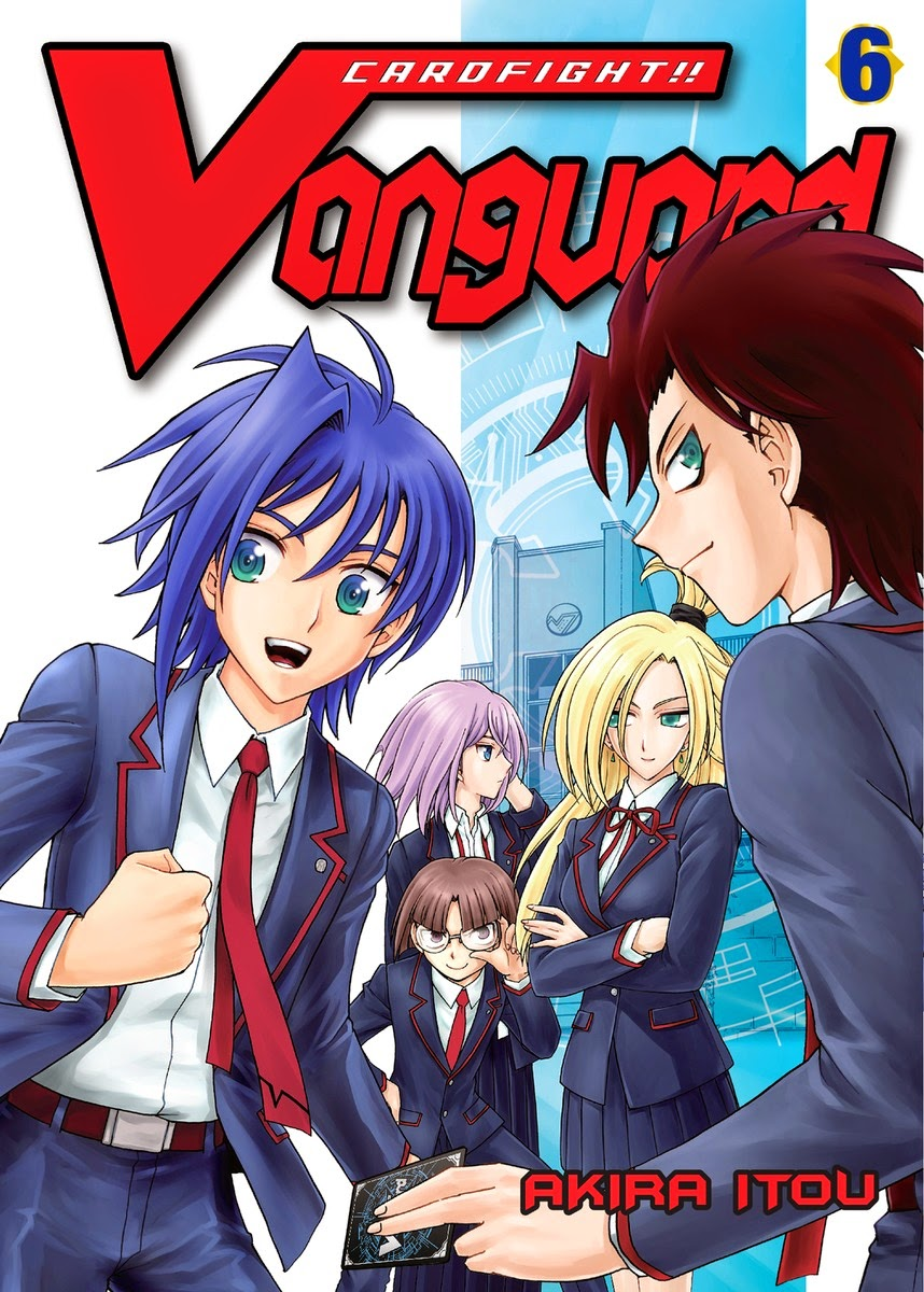 Cardfight Pro: News: Cardfight!! Vanguard Manga Volume 6 on Sale May ...